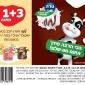1+3 מתנה ברכישת מעדני חלב מו בטעמים