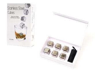 סט קוביות של נובל קולקשיין לקירור משקאות. מחיר 70 שח. צילום עדי קראוס