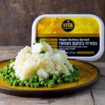 ממרח בטעם חמאה של וגה. צילום: הדס ניצן.