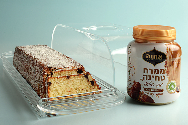 עוגה בחושה אחוה. צילום: יולה זובריצקי