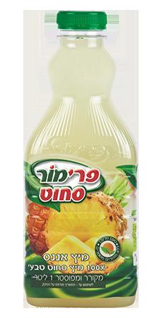 מיץ אננס פרימור