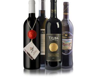 רשת חינאווי Wine & More מציגה מגוון מארזי שי והטבות על יינות ומשקאות אלכוהוליים בסניפים צילום אביב פרסום