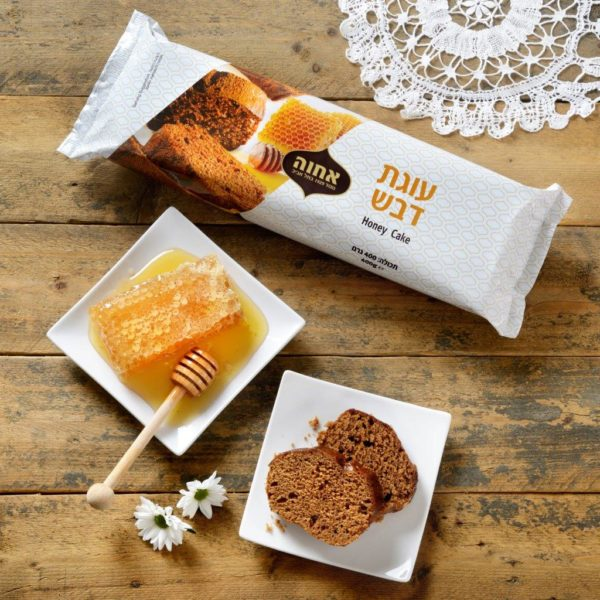 עוגת דבש של חברת אחוה צילום יעל האן